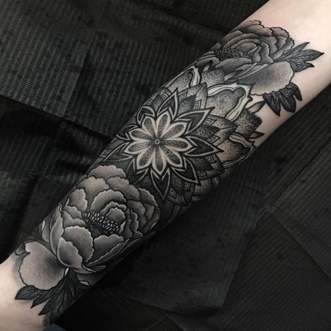 Forearm Tattoo 88