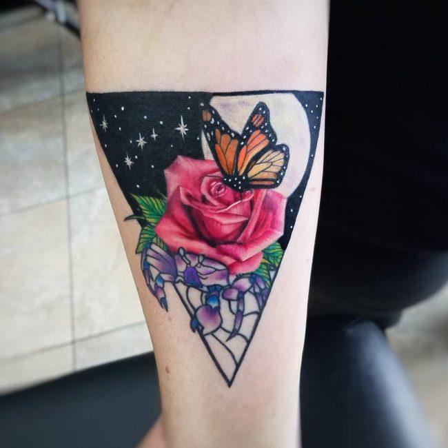 Forearm Tattoo 89