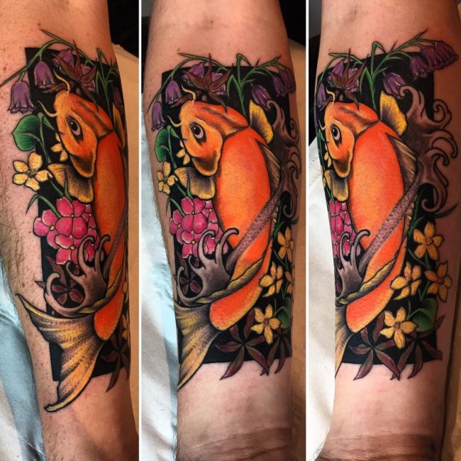 Forearm Tattoo 90