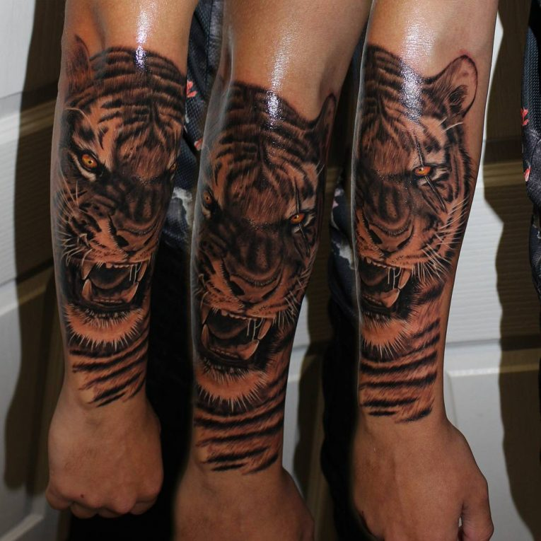 Forearm Tattoo 91