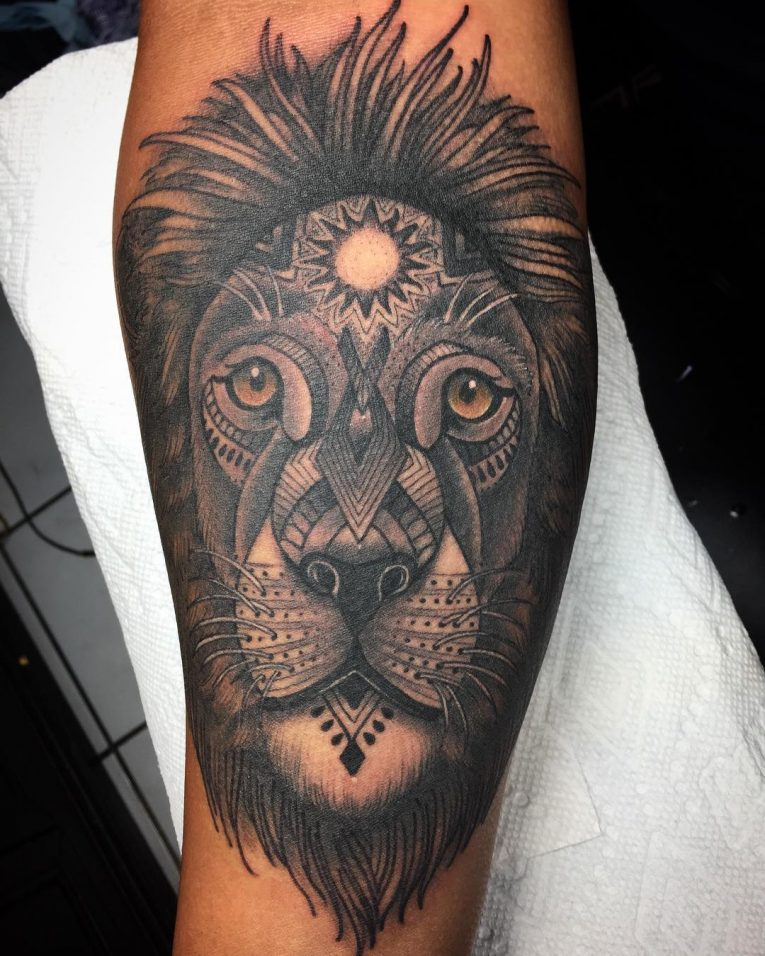 Forearm Tattoo 96