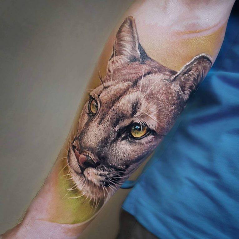 Forearm Tattoo 97