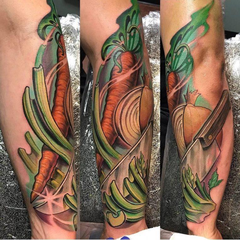 Forearm Tattoo 99