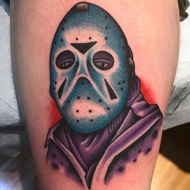 Friday the 13th Tattoo 51