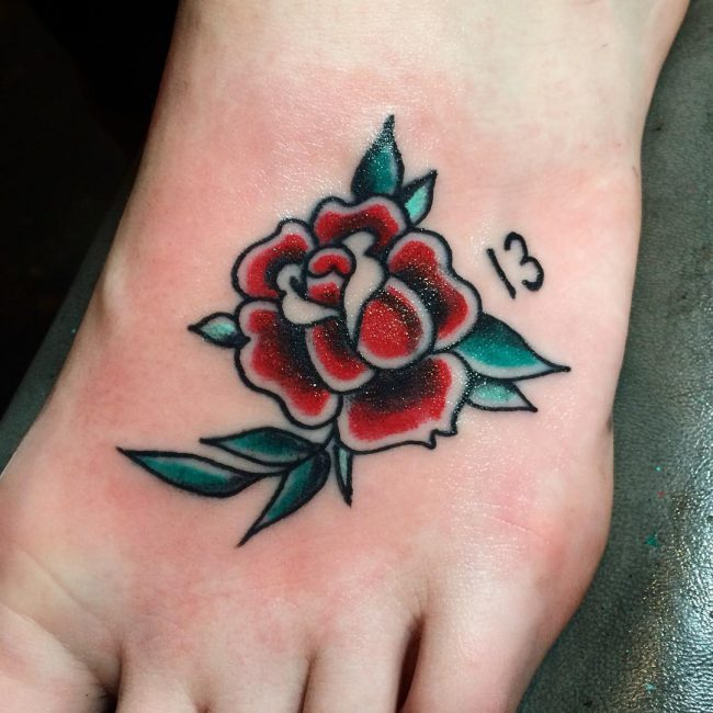 Friday the 13th Tattoo 60