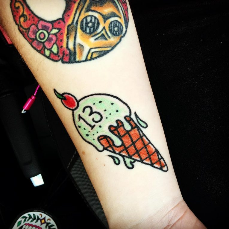 Friday the 13th Tattoo 64