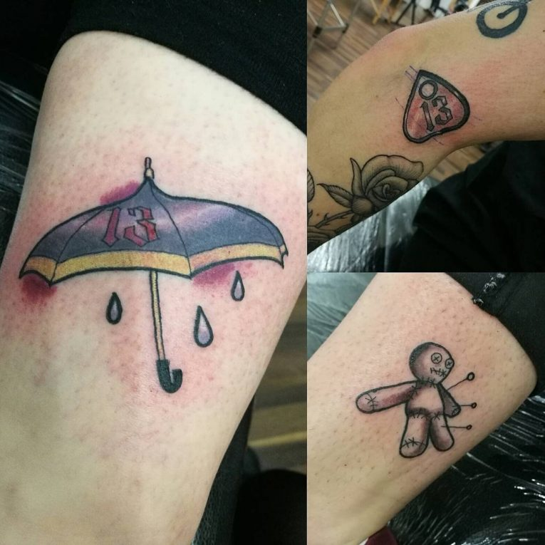 Friday the 13th Tattoo 66