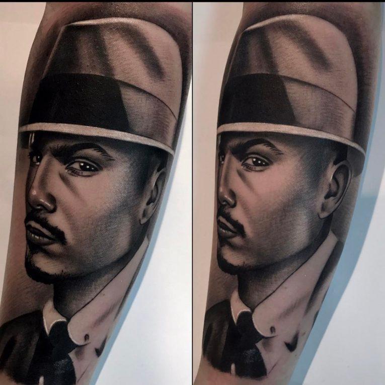 Gangster Tattoo 60