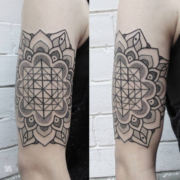 Geometric Tattoo 101