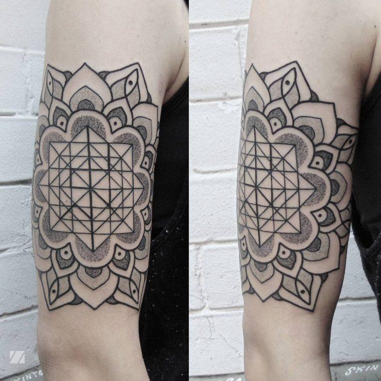 Geometric Tattoo 101