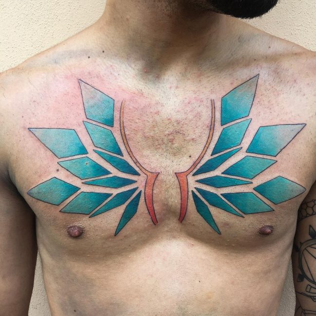 Geometric Tattoo 86