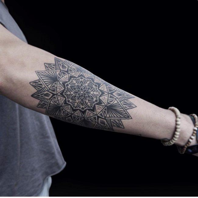 Geometric Tattoo 88