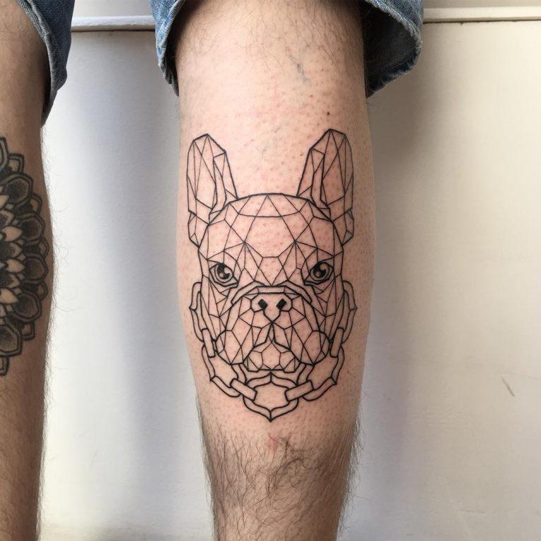 Geometric Tattoo 91