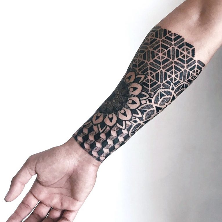Geometric Tattoo 96