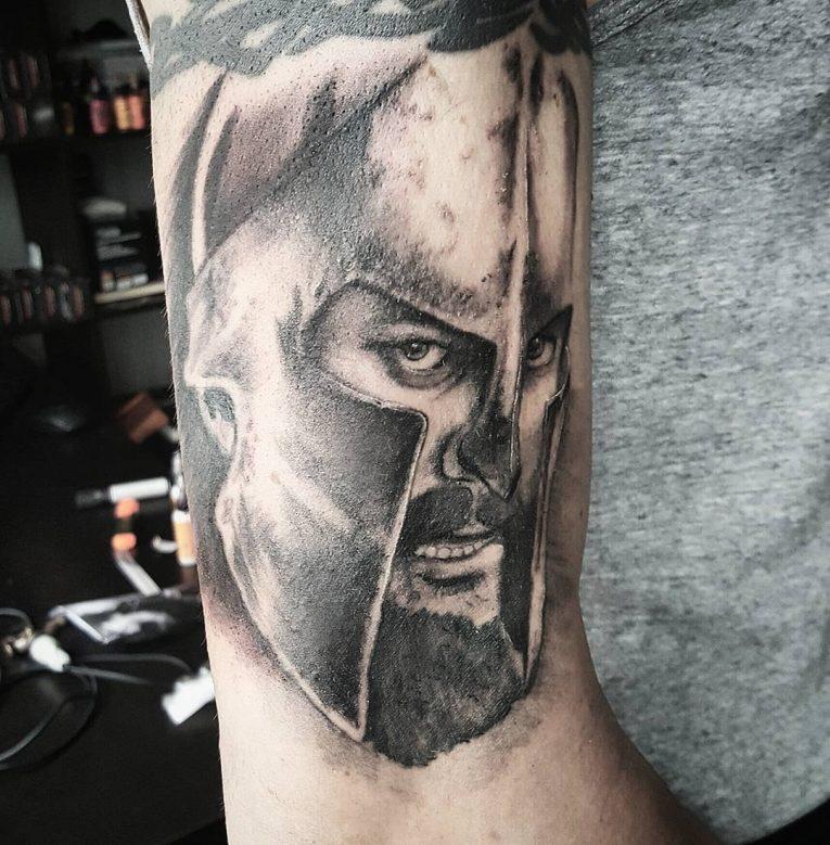 Greek God Mythology Tattoo 85