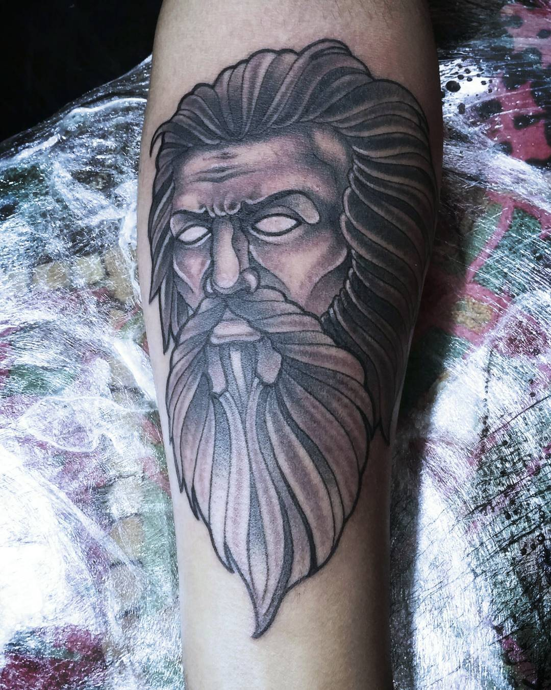 85+ Ancient Greek God Mythology Tattoos - Symbols ...