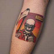 Grim Reaper 80