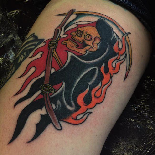 Grim Reaper 82