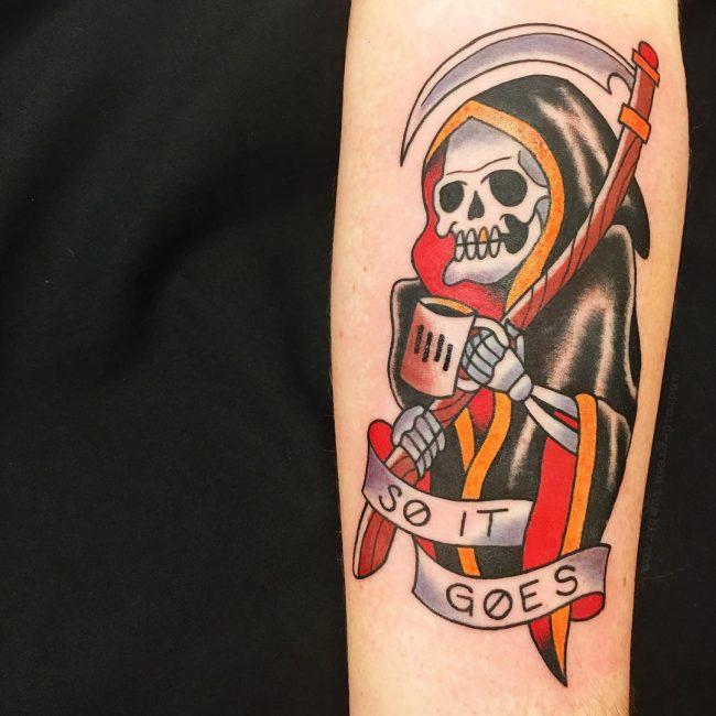 Grim Reaper 85