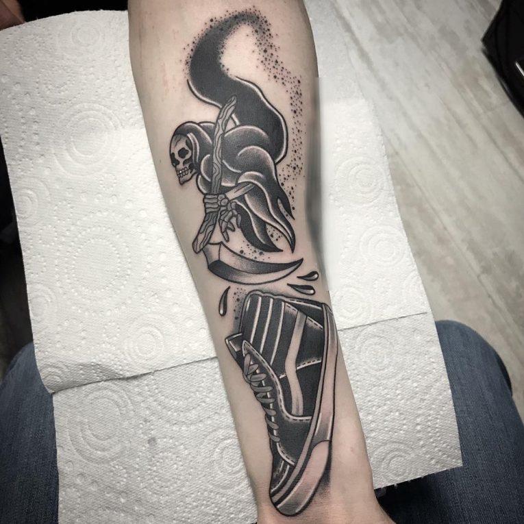 Grim Reaper 86
