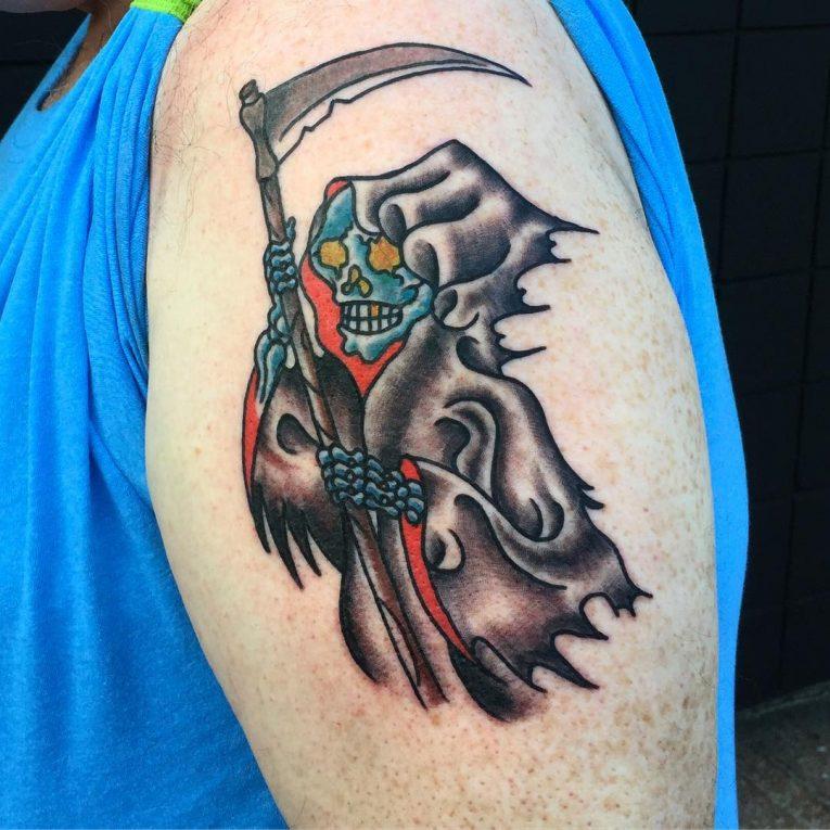 Grim Reaper 88