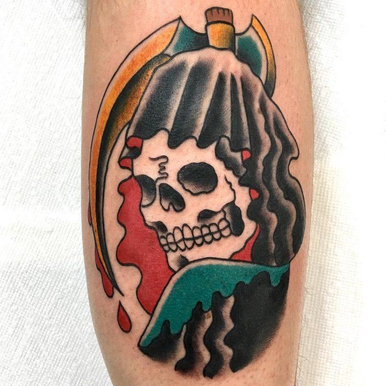 Grim Reaper 91
