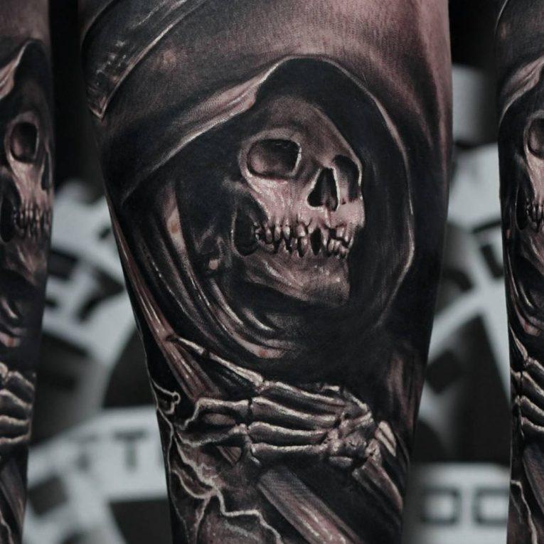 Grim Reaper 93