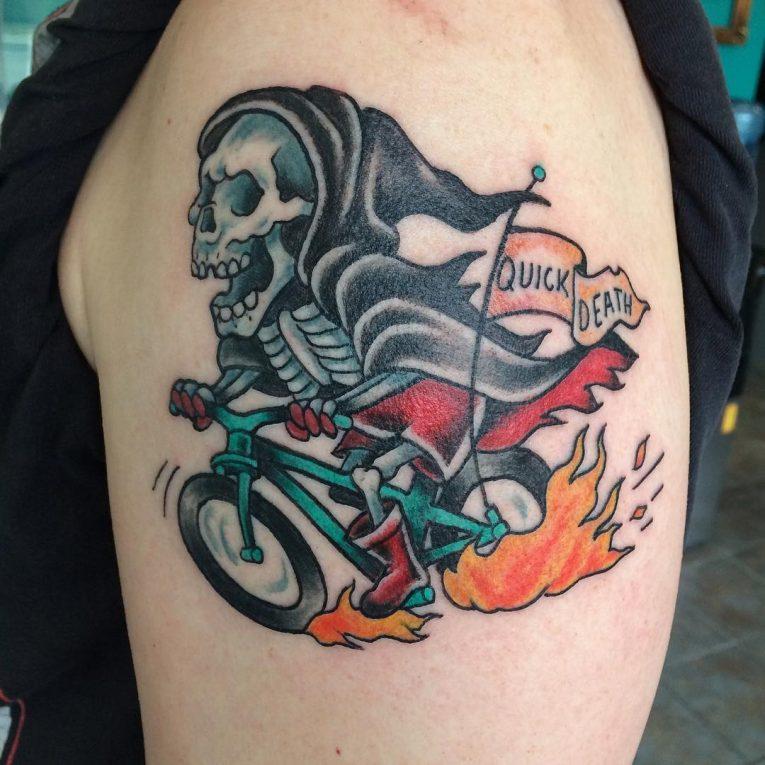 Grim Reaper 95