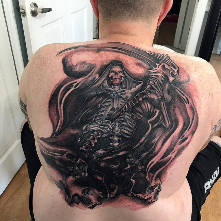 Grim Reaper 97