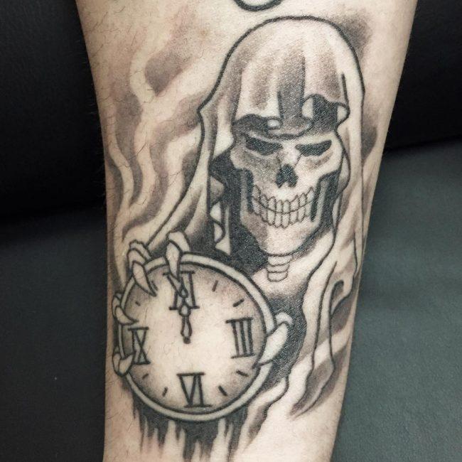 grim reaper tattoo 24
