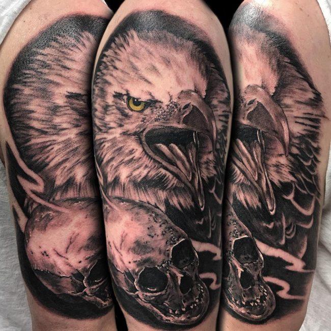 Half Sleeve Tattoo 78