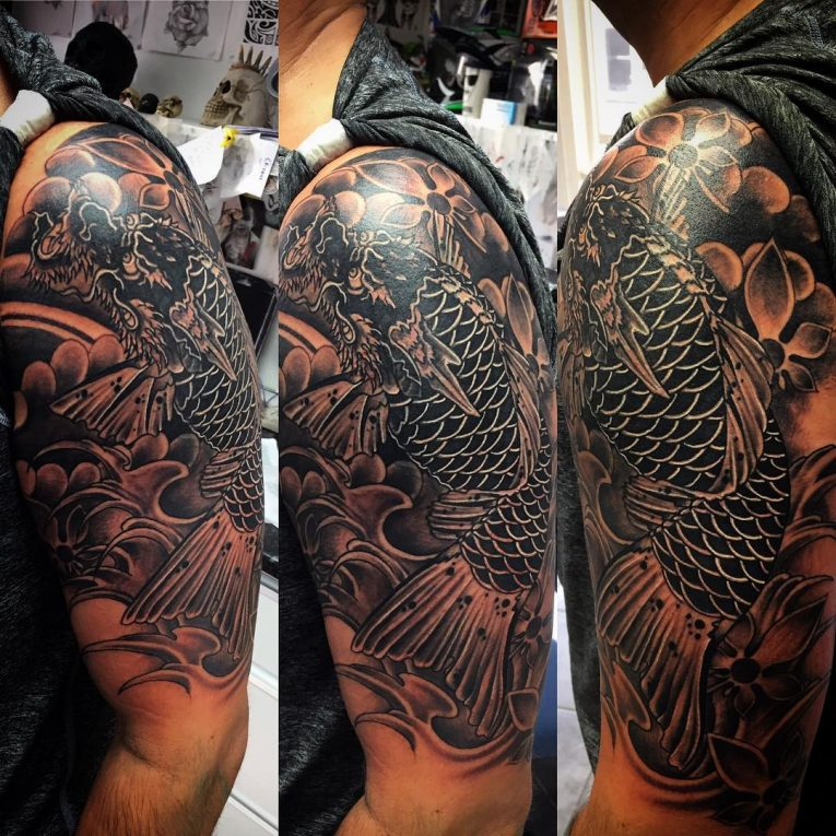 Half Sleeve Tattoo 83