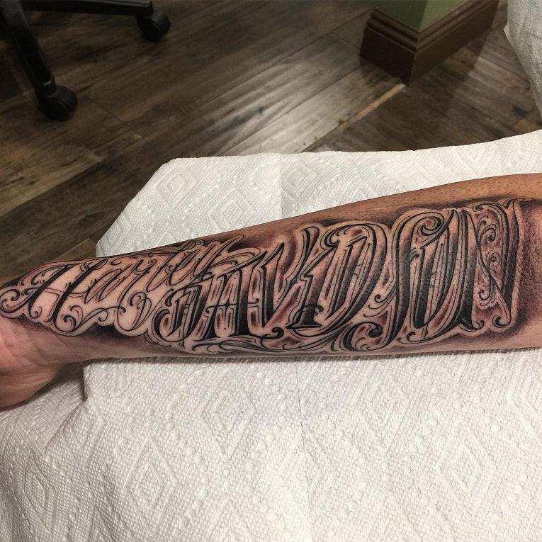 Harley Davidson Tattoo 89
