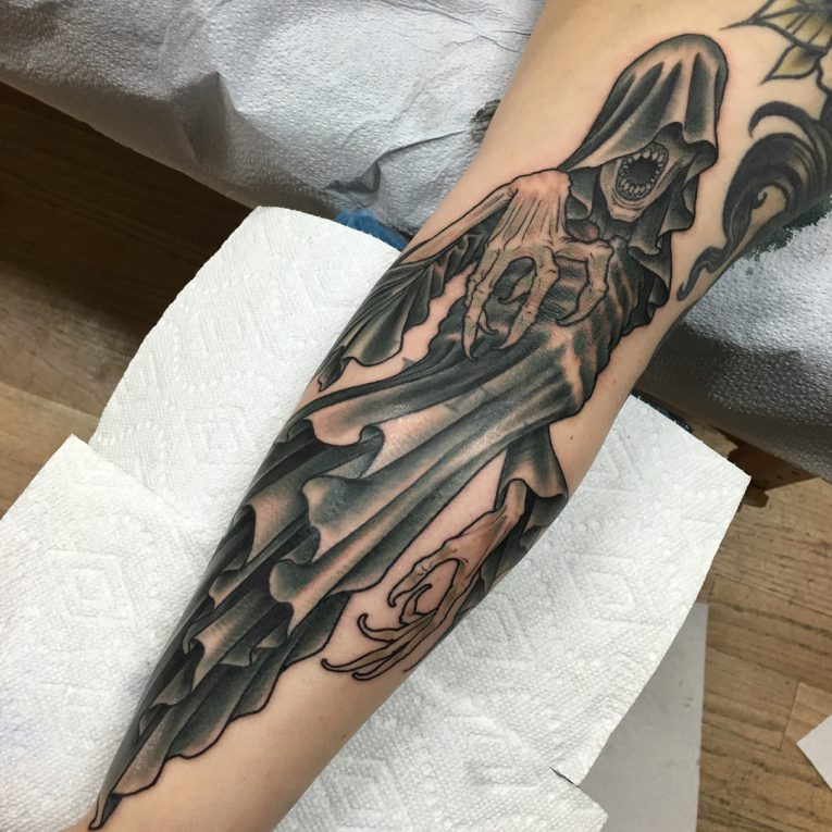 Harry Potter Tattoo 102