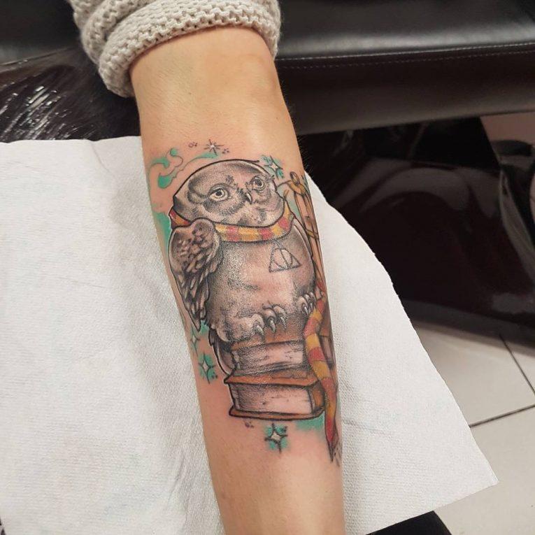 Harry Potter Tattoo 105