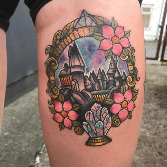 Harry Potter Tattoo 88
