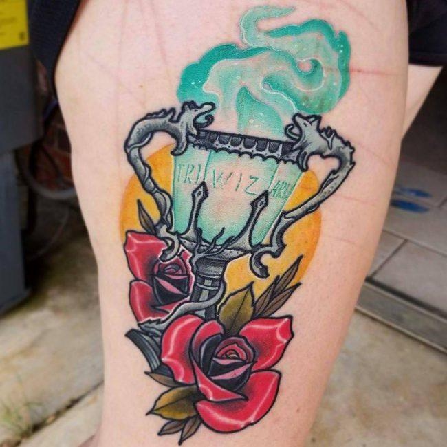 Harry Potter Tattoo 92