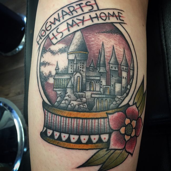 Harry Potter Tattoo 94