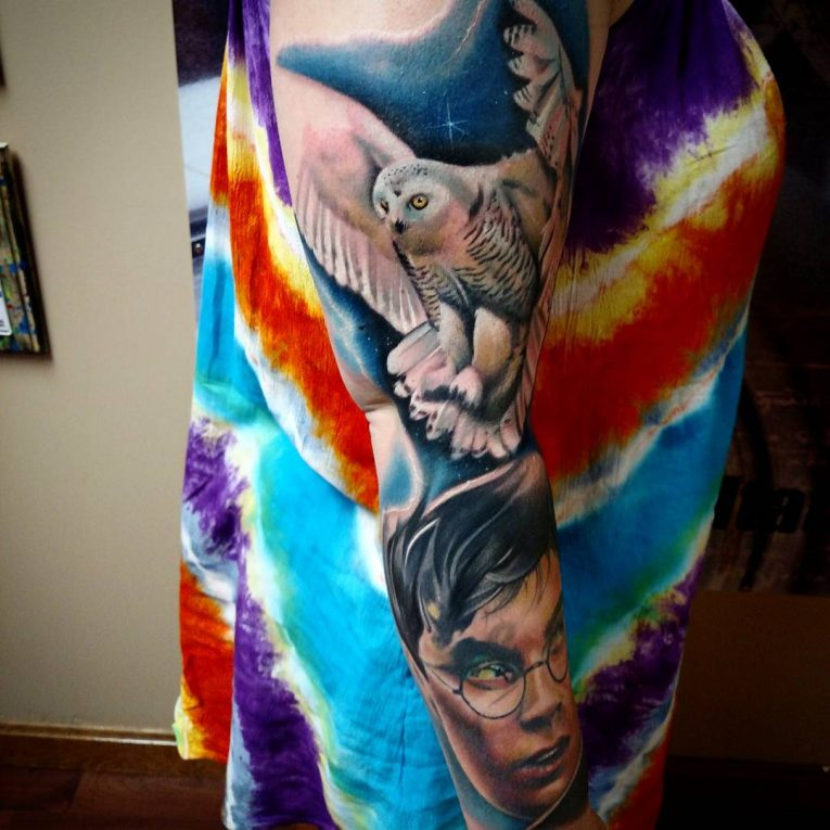 Harry Potter Tattoo 96
