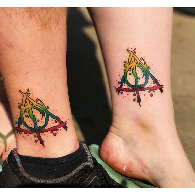 Harry Potter Tattoo 99