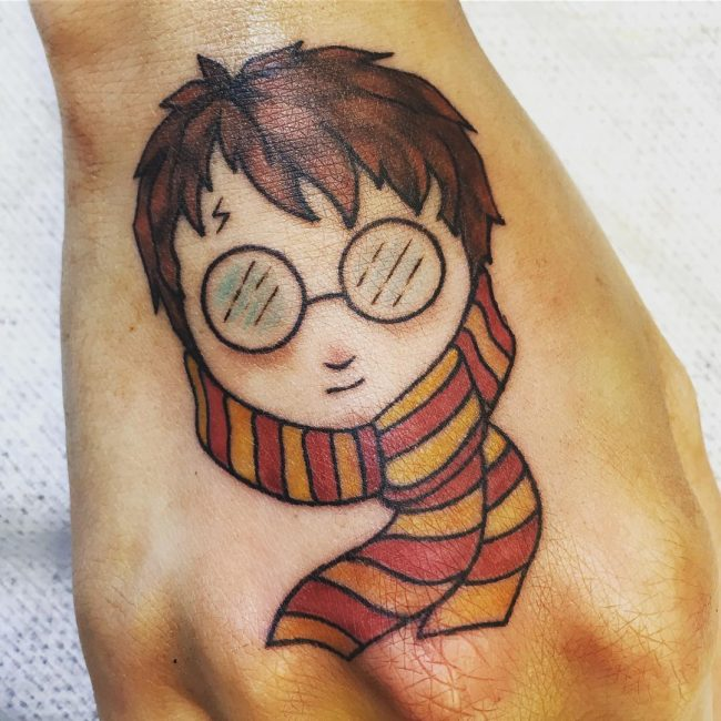 105 Harry Potter Tattoo Designs Meanings Specially For Fans 2018