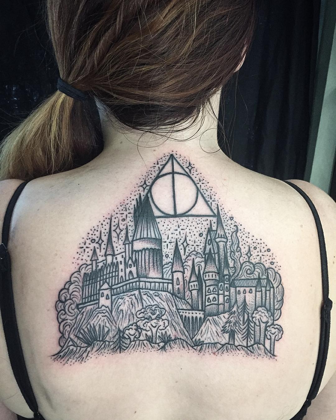 105  Harry Potter Tattoo Designs  U0026 Meanings