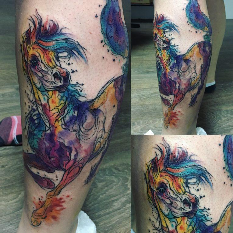 Horse Tattoo 74
