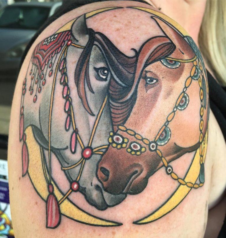 Horse Tattoo 82