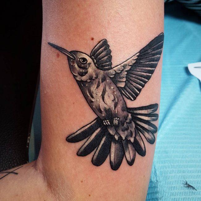 Hummingbird Tattoo 63