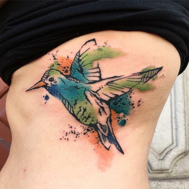 Hummingbird Tattoo 71