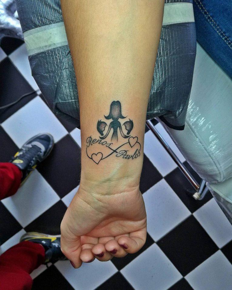 Infinity Symbol Tattoo 75