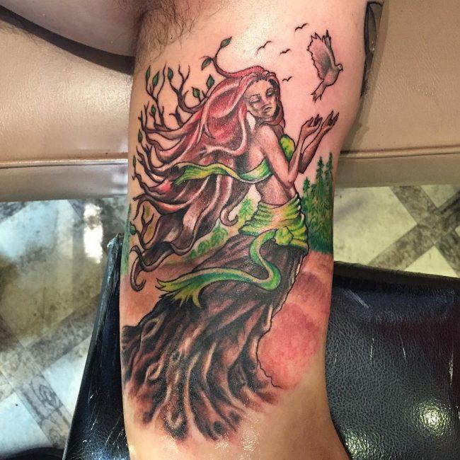 Inner Bicep Tattoo 101