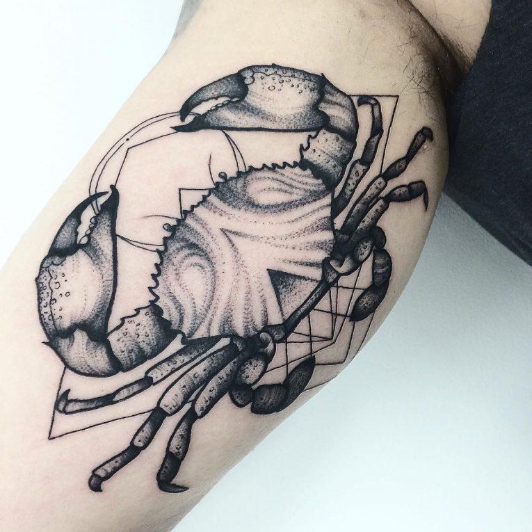Inner Bicep Tattoo 116