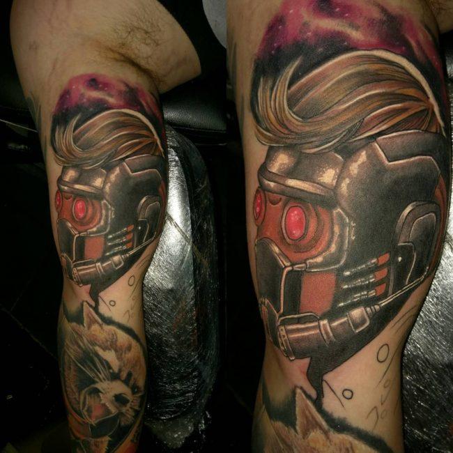 Inner Bicep Tattoo 99